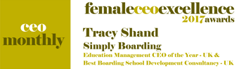 Female Ceo Winners Logo