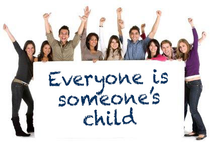 Everyone is someones child