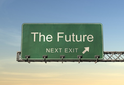 Your future, next exit